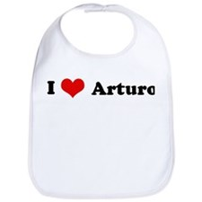 I Love Arturo Bib