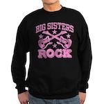 Big Sisters Rock Sweatshirt (dark)