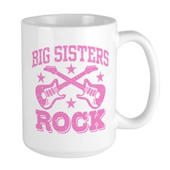 Big Sisters Rock Mug