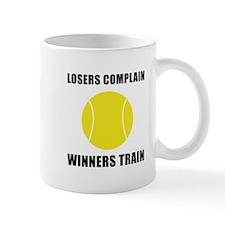 Tennis Winners Train Mug
