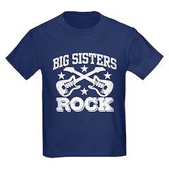 Big Sisters Rock T