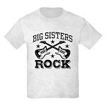 Big Sisters Rock Kids Light T-Shirt