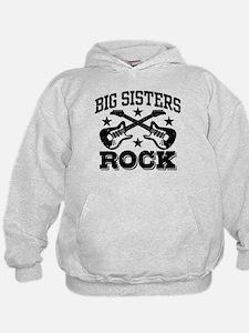 Big Sisters Rock Hoodie