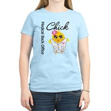 Medical Back Office Chick T-Shirt