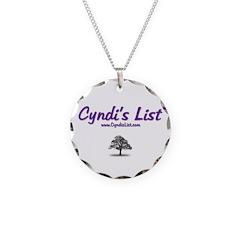 Cyndi's List Necklace