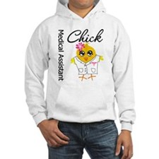 Medical Assistant Chick Hoodie