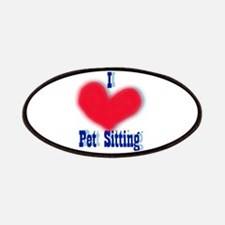 LD <3 Pet Sitting Patches