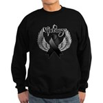 Victory Melanoma Sweatshirt (dark)