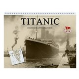 Titanic Wall Calendars