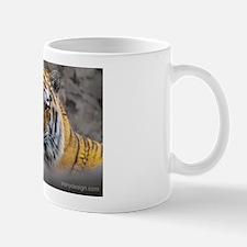 Siberian Tiger Photograph Mug
