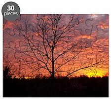 Beautiful Sunset - Puzzle