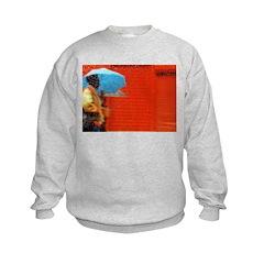 Umbrella Series: Red Sweatshirt