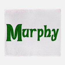 Family Murphy Throw Blanket