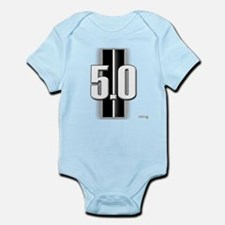 New 5.0 Infant Bodysuit