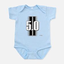 New 5.0 Infant Bodysuit