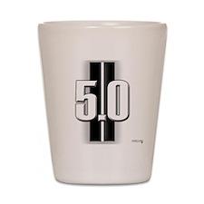 New 5.0 Shot Glass