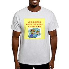 line dancing T-Shirt