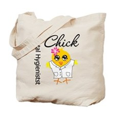 Dental Hygienist Chick Tote Bag