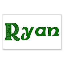 Family Ryan Decal