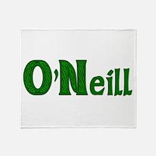 O'Neill Family Throw Blanket