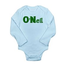 Family O'Neil Long Sleeve Infant Bodysuit