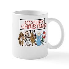Occupy Christmas Mug