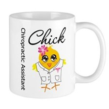 Chiropractic Assistant Chick Mug
