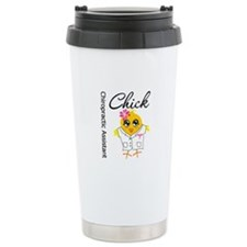 Chiropractic Assistant Chick Travel Mug