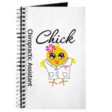 Chiropractic Assistant Chick Journal