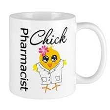 Pharmacist Chick Mug