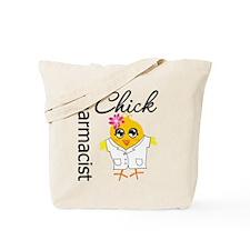 Pharmacist Chick Tote Bag