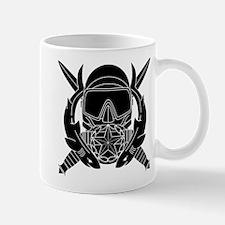 Combat Diver Supervisor B-W Mug