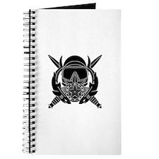 Combat Diver Supervisor B-W Journal