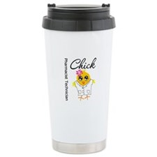 Pharmacist Technician Chick Travel Mug