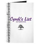 Cyndi's List Journal