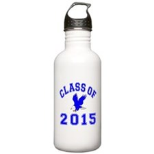 Class Of 2015 Eagle Water Bottle