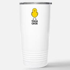 Yoga Chick Travel Mug
