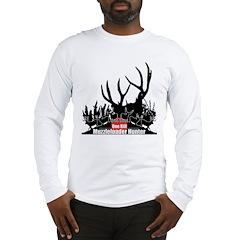 One shot one kill Long Sleeve T-Shirt