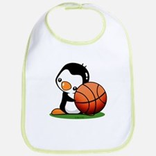 Cute Penguin Bib