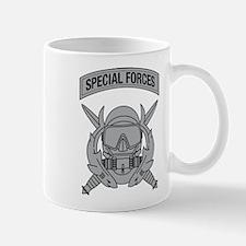 Combat Diver w Tab Mug