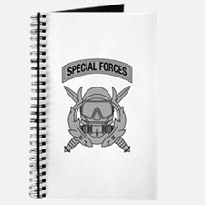Combat Diver w Tab Journal