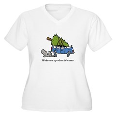Wake me up when it's over T-Shirt