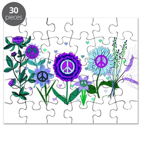 Growing Peace Puzzle