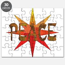 Peace Flowering Puzzle