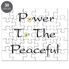 Power To The Peaceful Puzzle