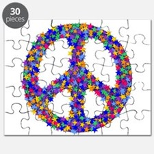 Star Peace Symbol Puzzle