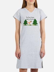 Naked Pagan Women's Nightshirt