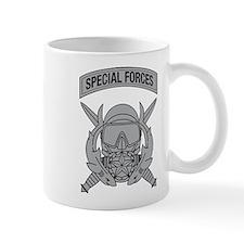 Combat Diver Supervisor w Tab Mug