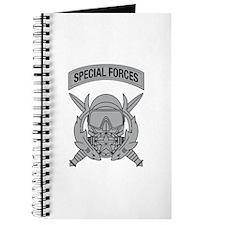 Combat Diver Supervisor w Tab Journal