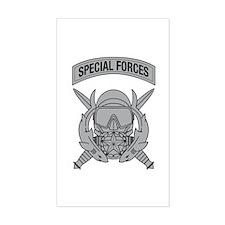Combat Diver Supervisor w Tab Decal